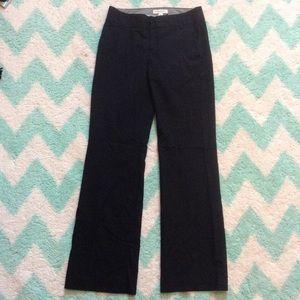 BANANA REPUBLIC black martin fit dress pants 4 (D2
